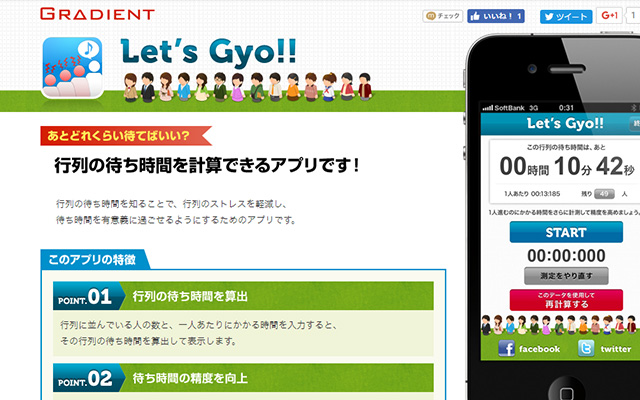 Let's Gyo!!