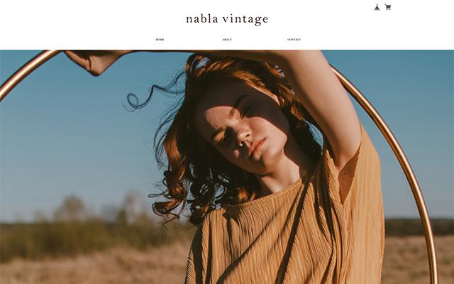 nabla vintage(ナブラヴィンテージ)